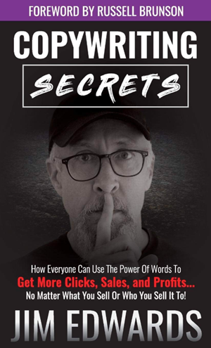 copywriting secrets book cover